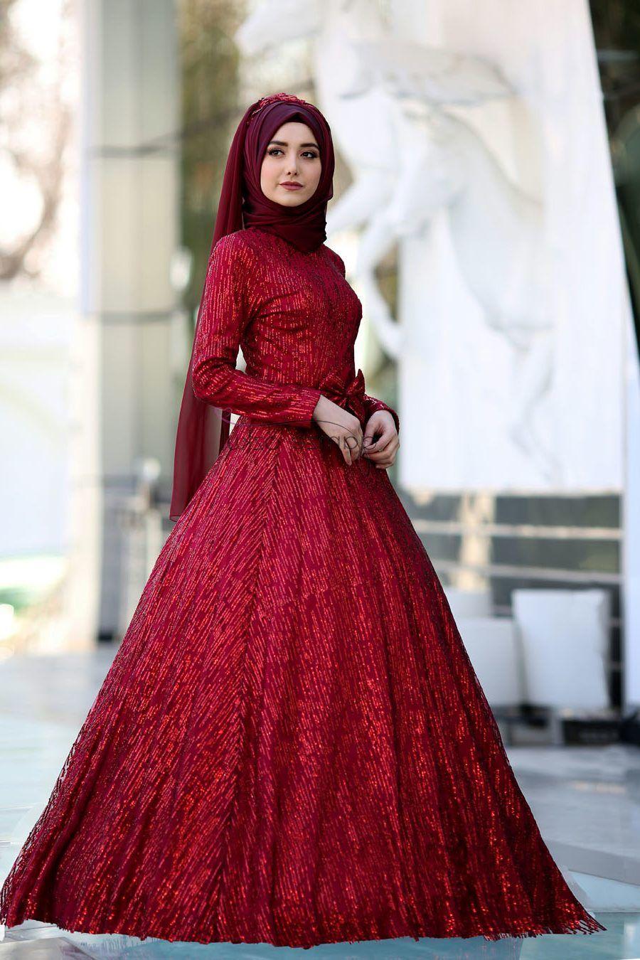 Tesettur Kina Kiyafetleri 2018 Moda Stilleri Kiyafet Victorian Elbiseler