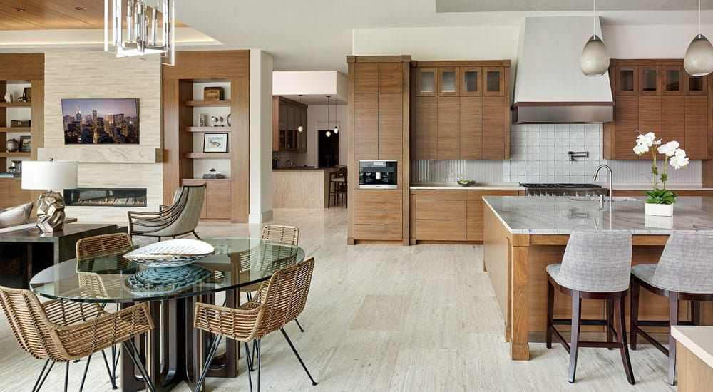 Beautiful Open Kitchen By Nicole Arnold Of Dallas Simple House