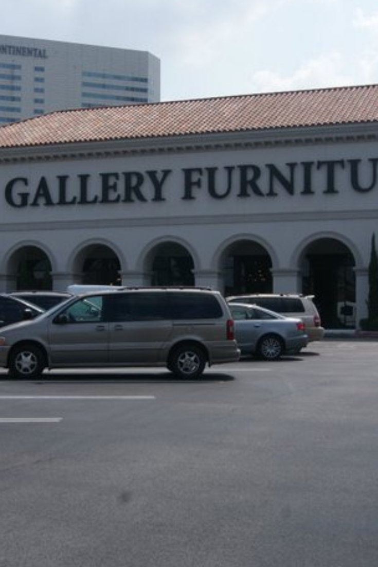 Visit The 2411 Post Oak Blvd Showroom For A One Of A Kind Gallery Furniture Experience Stunning And Gallery Furniture America Furniture Cheap Furniture Online