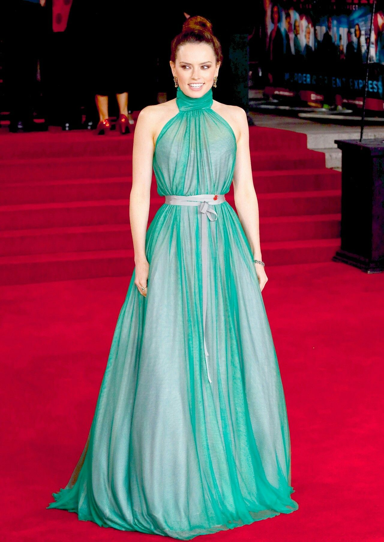 Daisy Ridley, Murder on the Orient Express premiere | Daisy Ridley ...