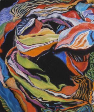 """Saatchi Art Artist Karen Mortensen; Drawing, """"World Music-Brazil"""" #art"""