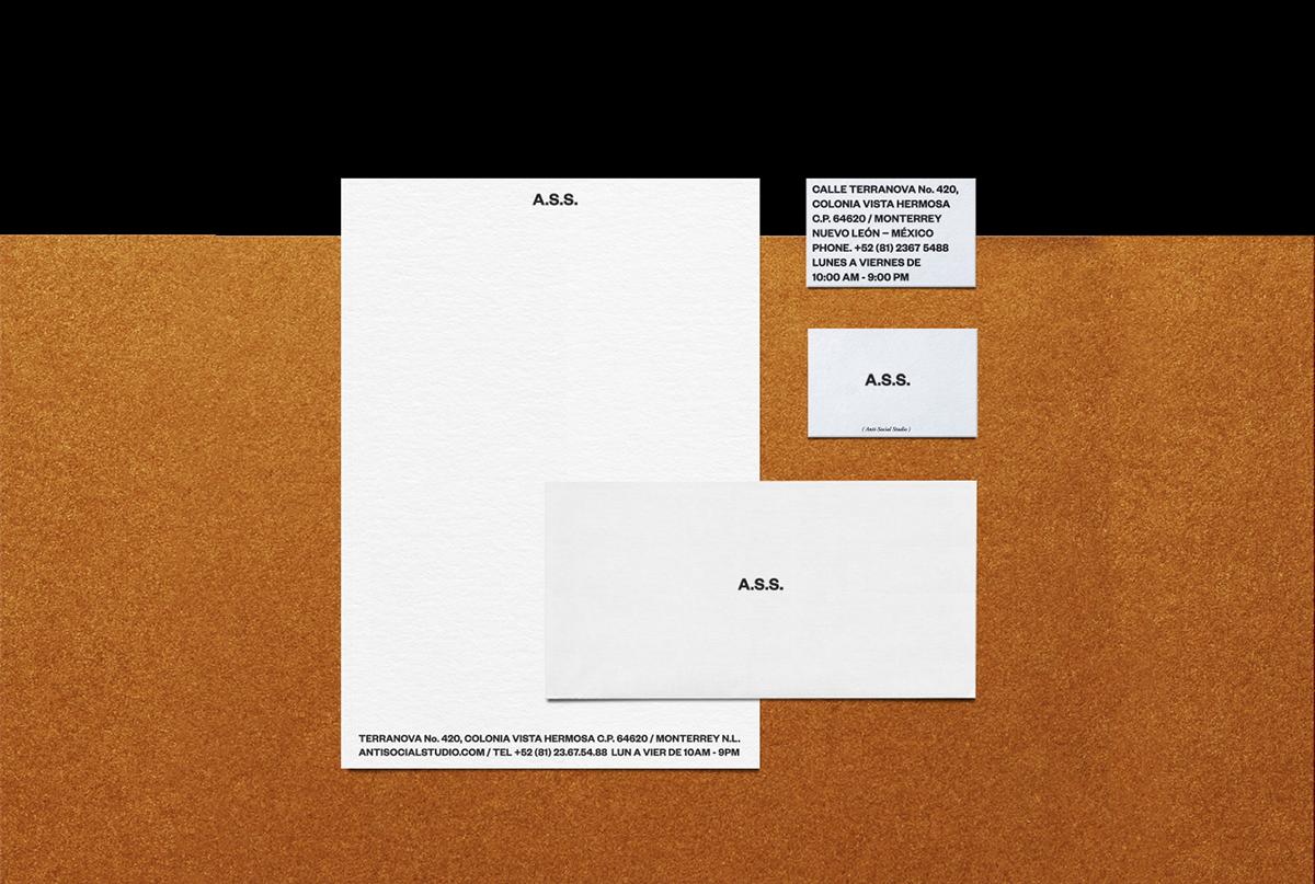 Anti Social Studio Photography On Behance Web Design Inspiration Design Branding Design