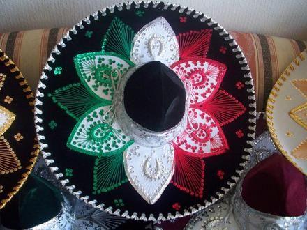 Auténticos Sombreros de Charro Mexicano - Antofagasta - Masculino ... 5ff465339ae