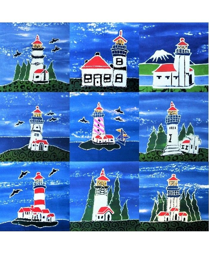 Lighthouse Packet