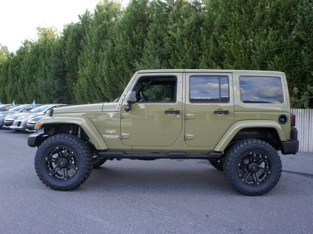 2013 Commando Green Thread Page 41 Jeep Wrangler Forum Green