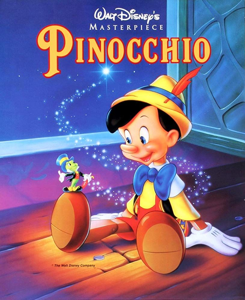 Pinocchio sex spoof