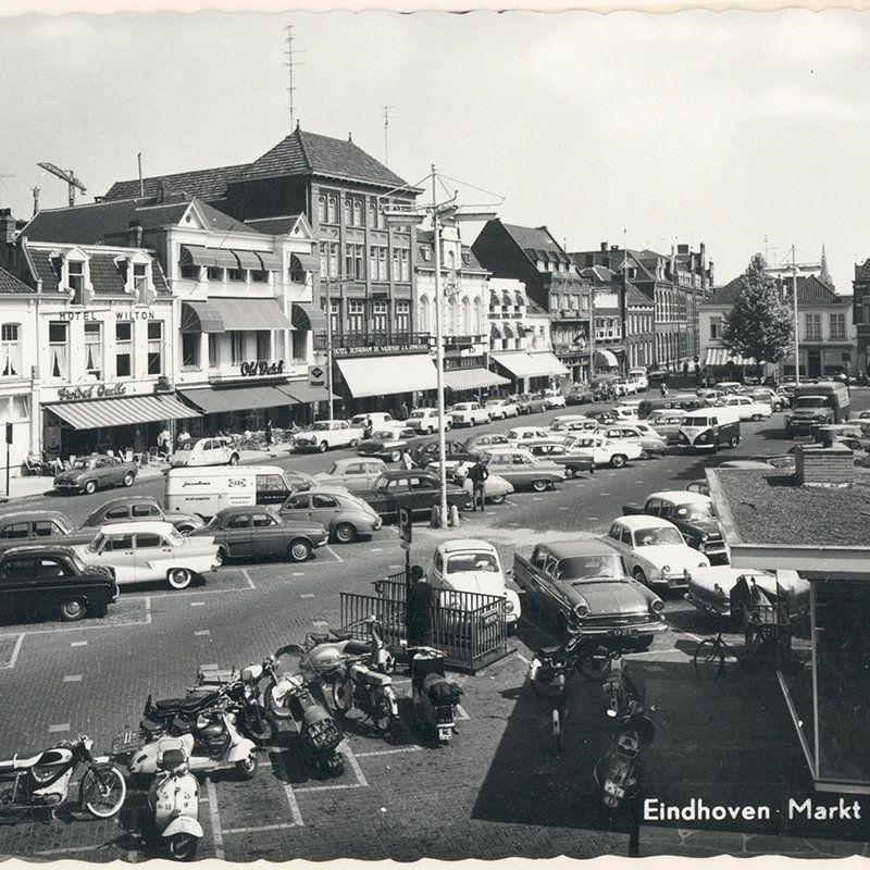 Lezing: vrijdag 11 december -2015 om 10.30 uur in het RHCe Het is dit jaar precies vijftig jaar geleden dat Eindhoven het Basisplan Binnenstad presenteerde.