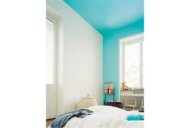 Colores para renovar tus paredes interiores de casa for Casa clasica 2 dormitorios techo inclinado