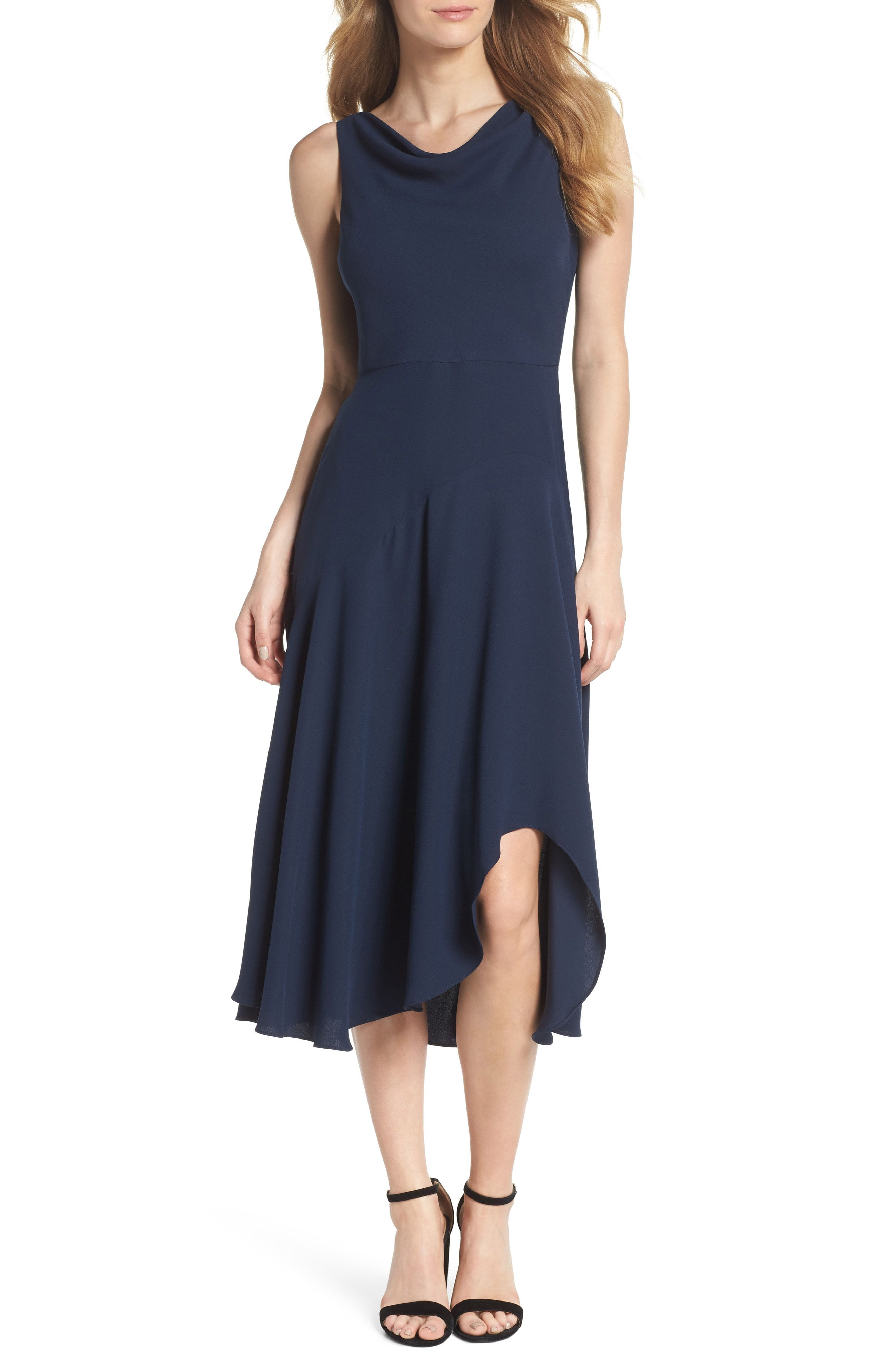 df5d45015 Gal Meets Glam Collection Juliet Cowl Neck Crepe Dress available at # Nordstrom