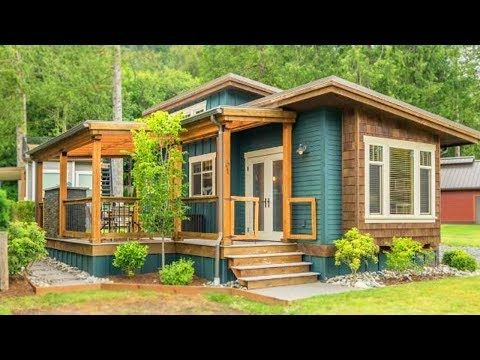 Absolutely Unique Blend Tiny House Gorgeous Vacation
