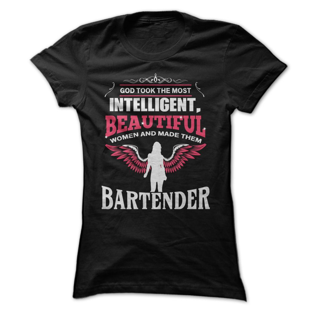 "Awesome Bartender ShirtAre you bold (and honest) enough to wear it? ""Awesome Bartender Shirt""bartender,bar,alcohol,drink,funny.finest,freakng awesome,job,glass,beautiful"