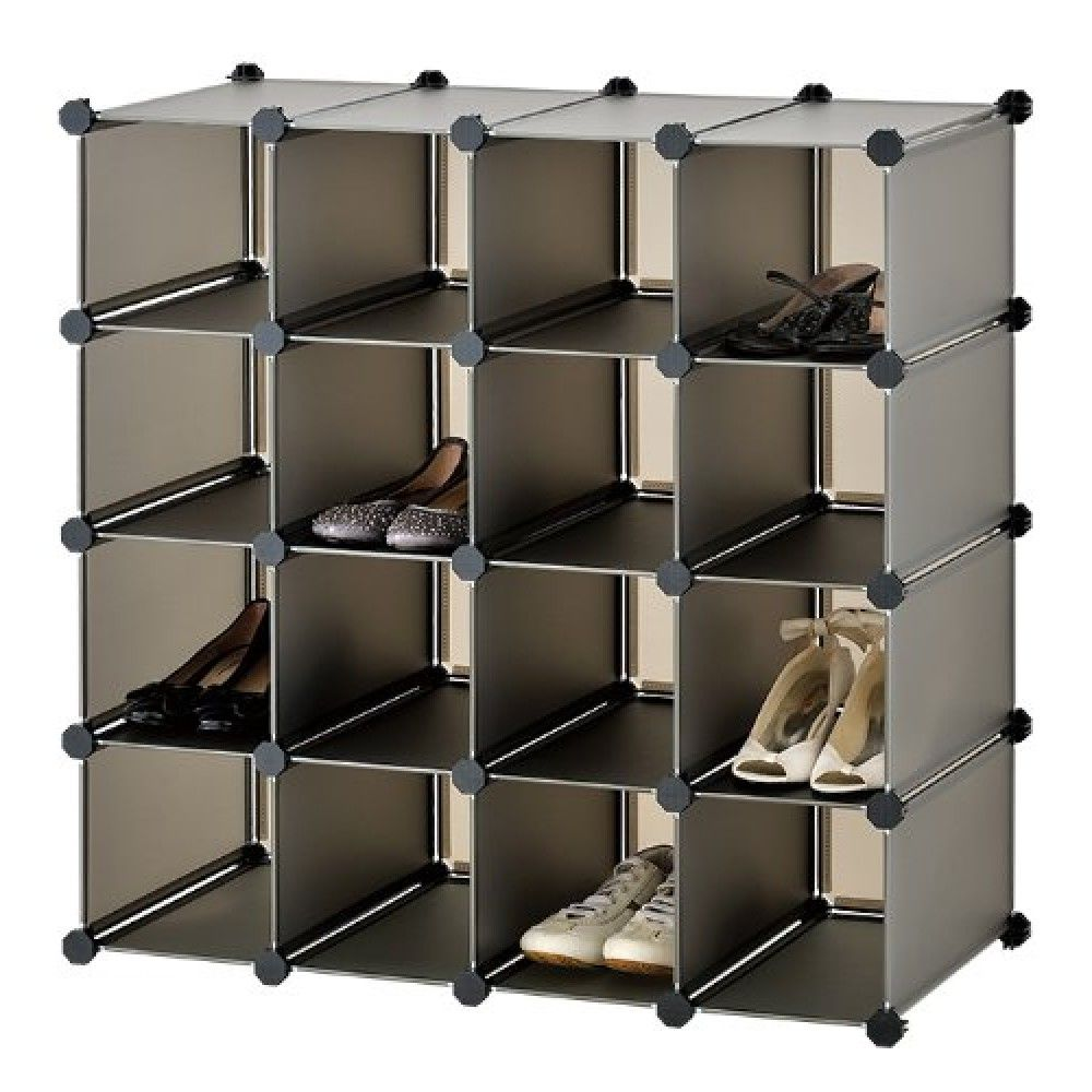 16x interlocking storage shelves house ideas pinterest storage rh pinterest co uk