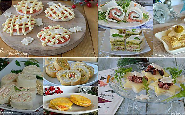 Antipasti Di Natale La Cucina Italiana.Antipasti Per La Vigilia Di Natale 50 Ricette Veloci Ricette Idee Alimentari Antipasti Di Natale