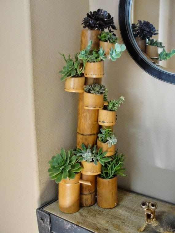 Diy Easy Bamboo Crafts That You Will Have To See With Images