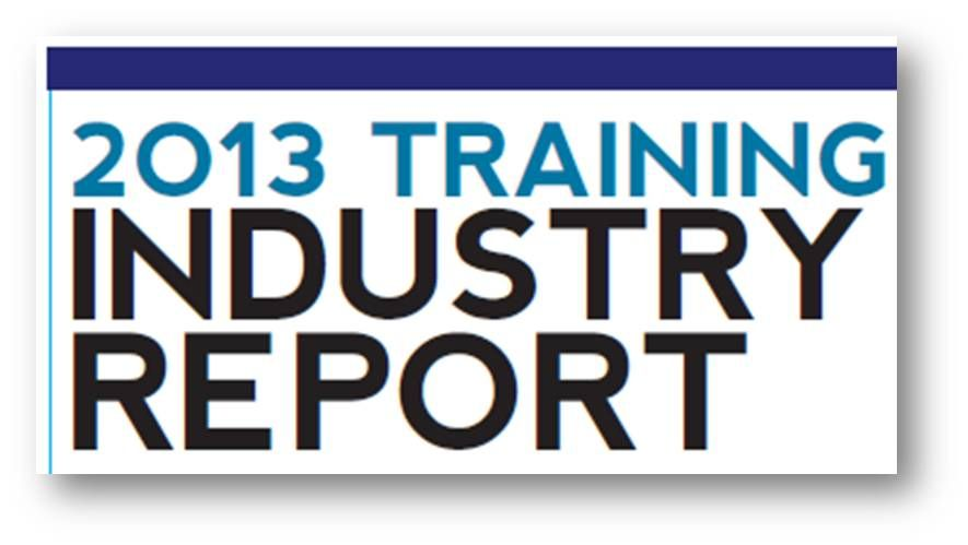 Important Report About Training Industry In