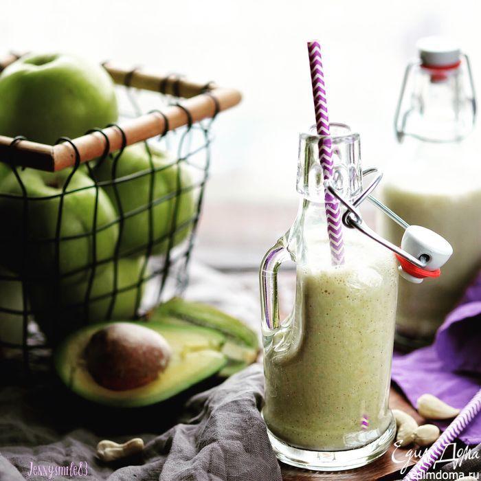 смузи из авокадо и банана для похудения