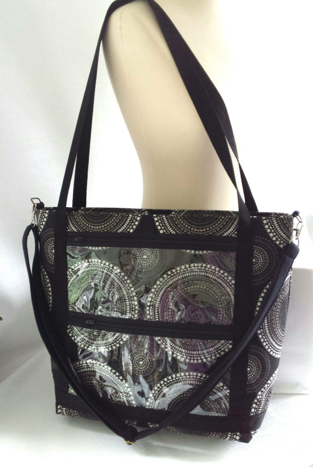 Consultant tote bag..Direct sales reps display catalogue