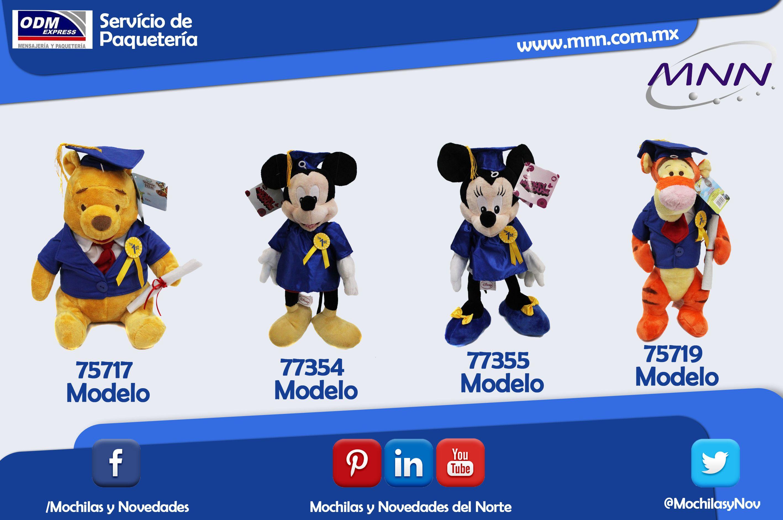 Peluche Para Graduaciones de Mickey Mouse Mickey , Winnie the pooh y más desde $269 http://www.mnn.com.mx/category.php?id_category=56&p=2