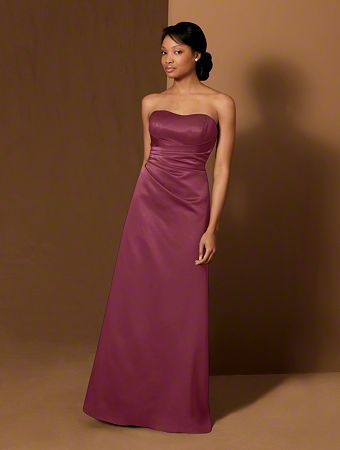 Alfred Angelo 6493 Mahogany =Berry at Pat Catans   Our Wedding ...