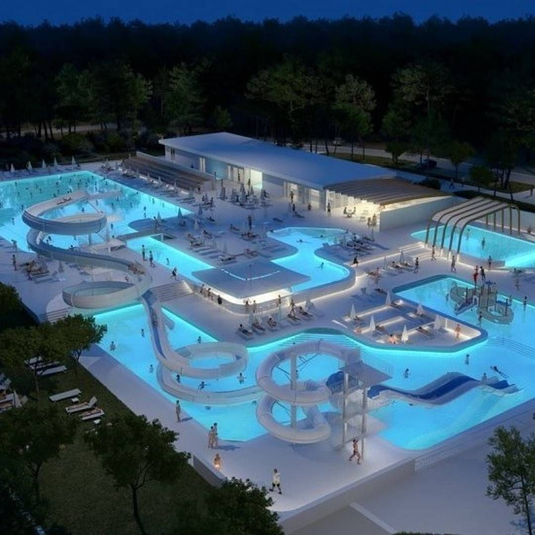 See This Instagram Photo By Megacribs 14 3k Likes Dream Pools Cool Pools Luxury Homes Dream Houses