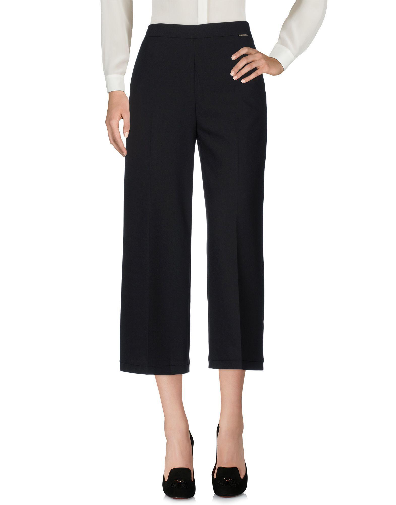 Womens Trousers Carla Montanarini K7Sp53Ms