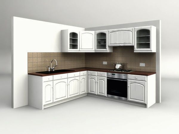 Alno Ag Kitchen Planner 14a Kitchen 3d Model Kitchen