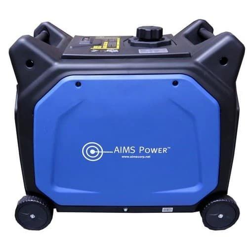 Aims Power 6600 Watt 120 240v Ac Portable Pure Sine Inverter Generator Backorder Till 9 17 In 2020 Inverter Generator Portable Generators Generation