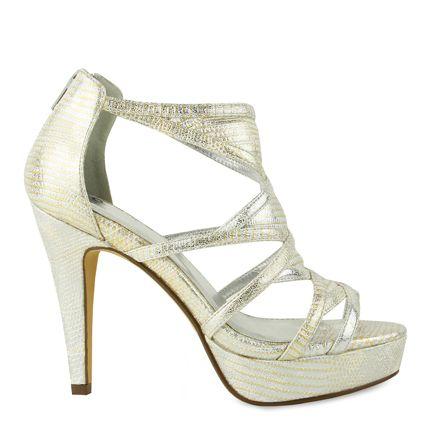 Piera | SILVER | 6 | Novo Shoes