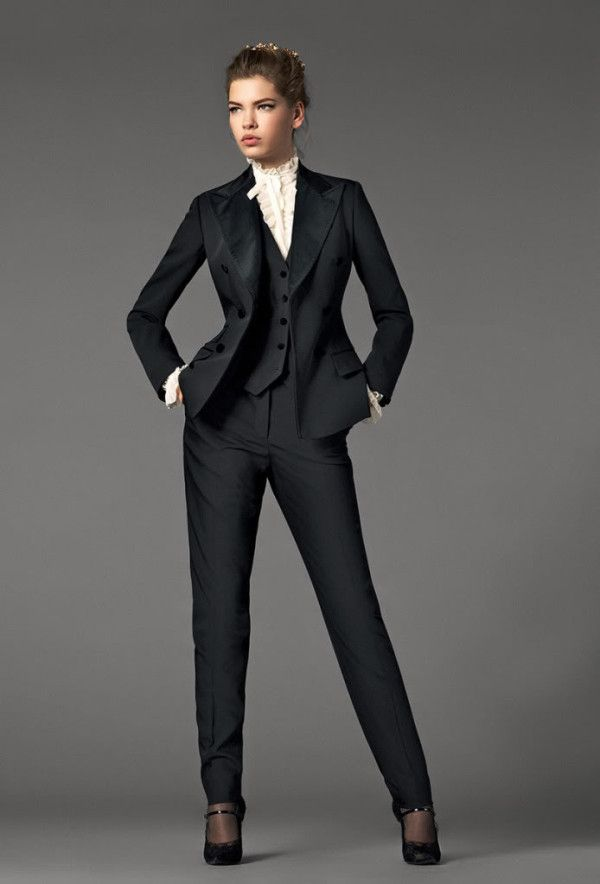 Invest in Classic and Current Female Suit
