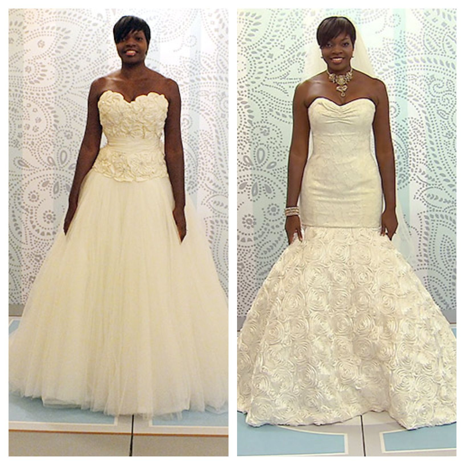 Something Borrowed Wedding Ideas: Left: Something New. Right: Something Borrowed. Click To