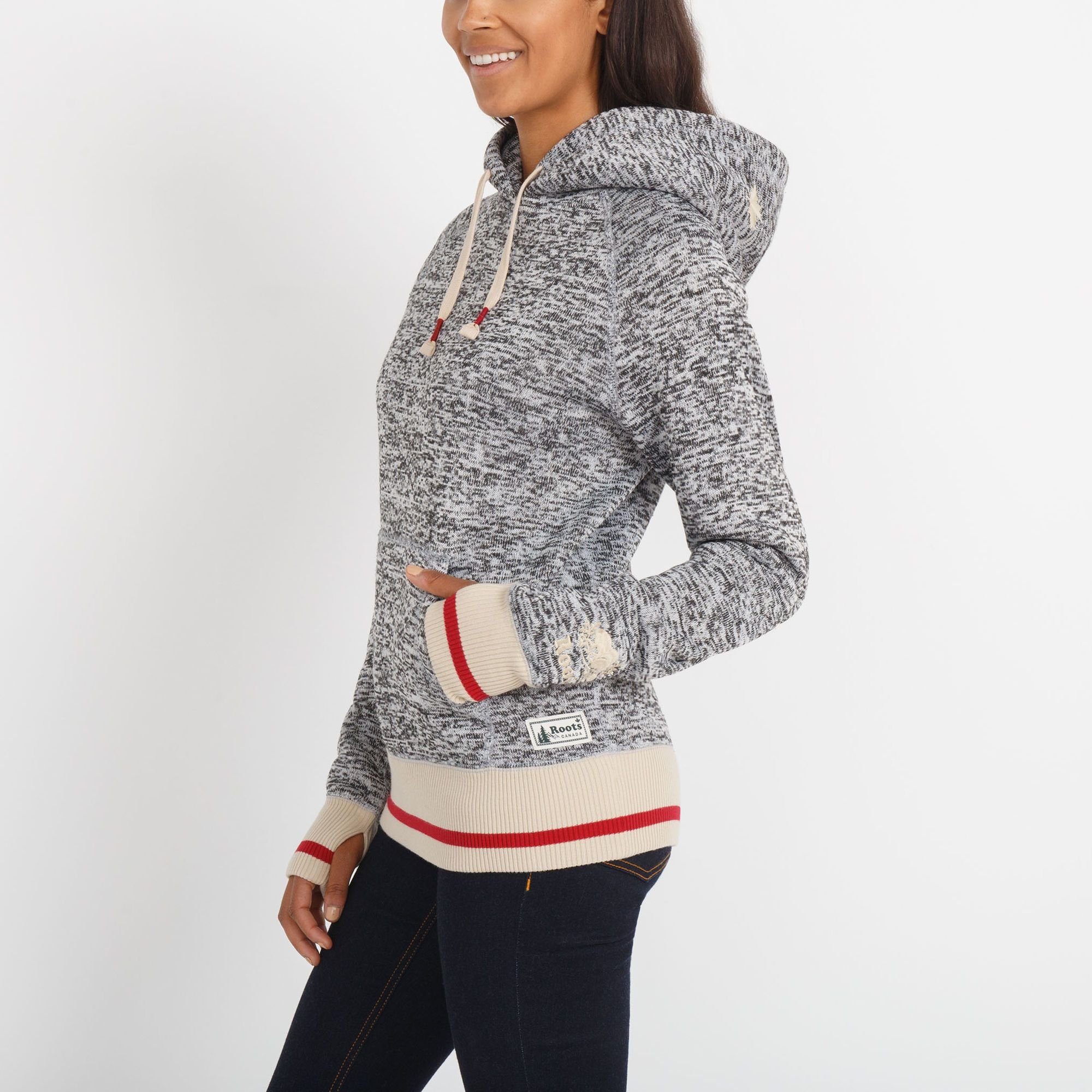 3811ae73298 Womens Angie Roots Cabin Hoody