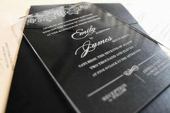 Pin By Tulle And Twine On Acrylic Invitations Pinterest