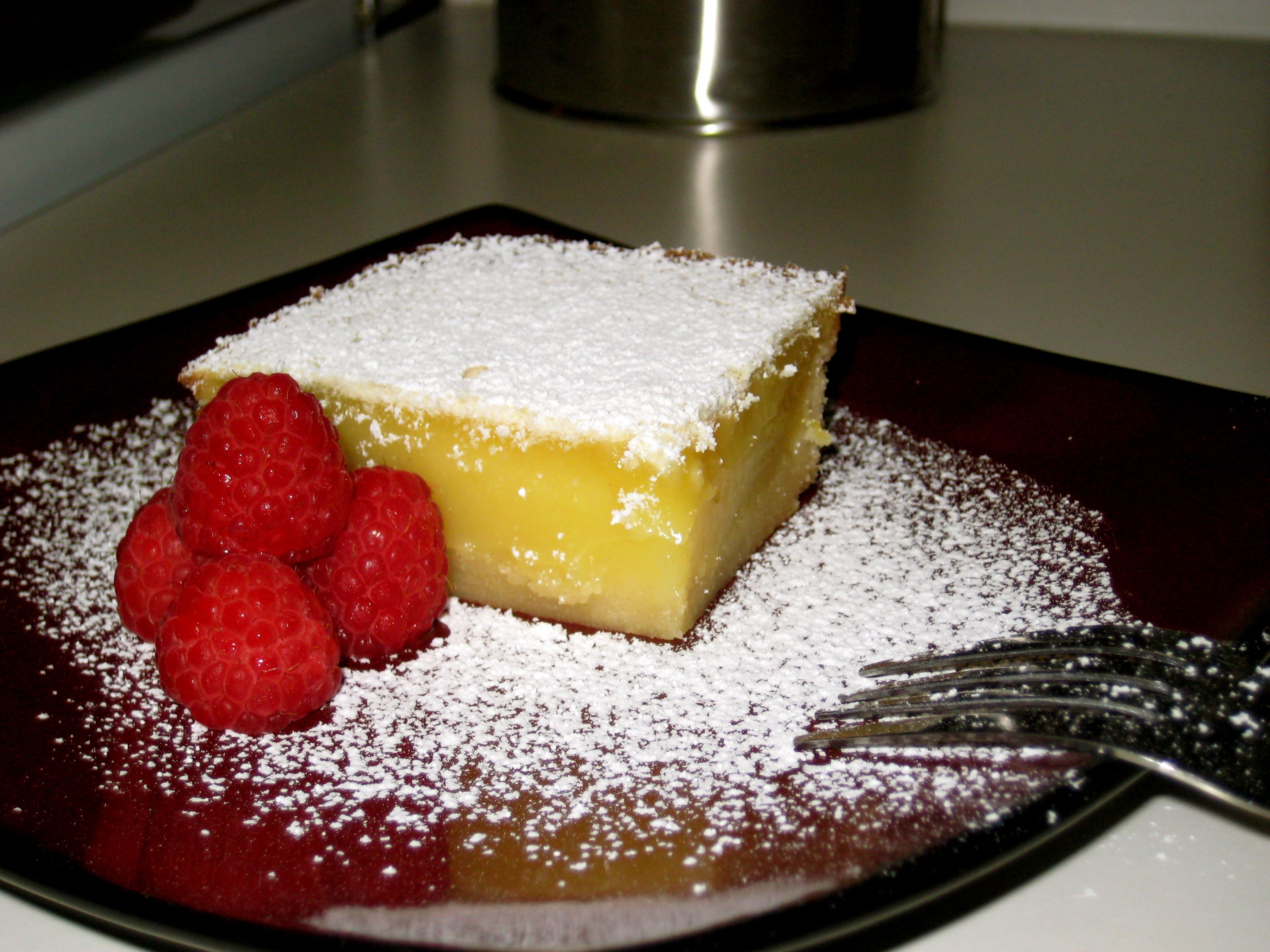 Classic Lemon Bar | Food | Cibo | Pinterest