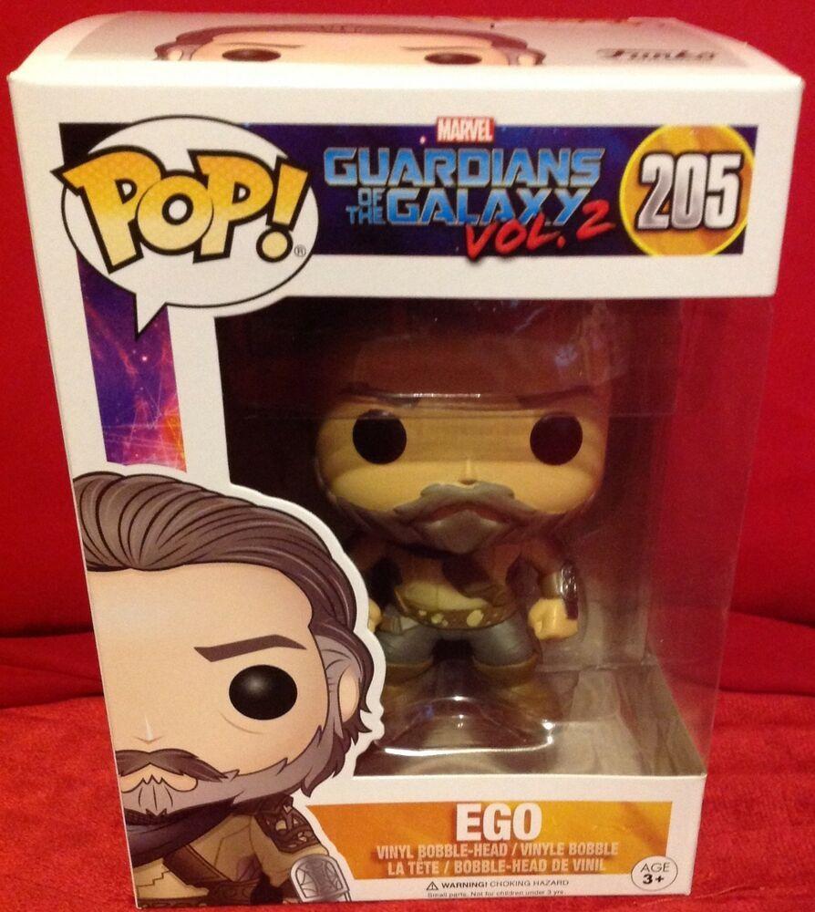 Marvel-Guardians of Galaxy Vol 2: Ego #205 Funko Pop en stock