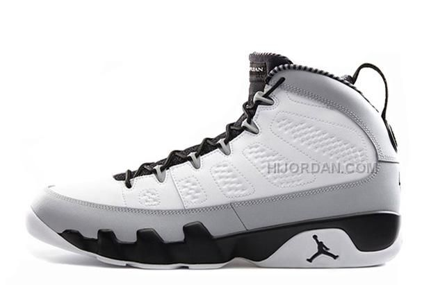 "official photos 181e9 bcc77 Air Jordan 9 Retro ""Birmingham Barons"" White/Black-Natural ..."