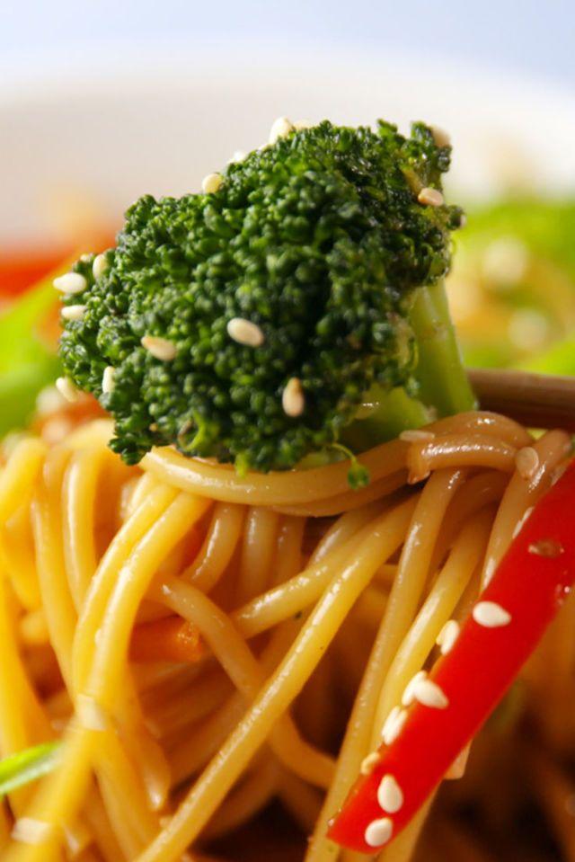 Spaghetti Lo Mein