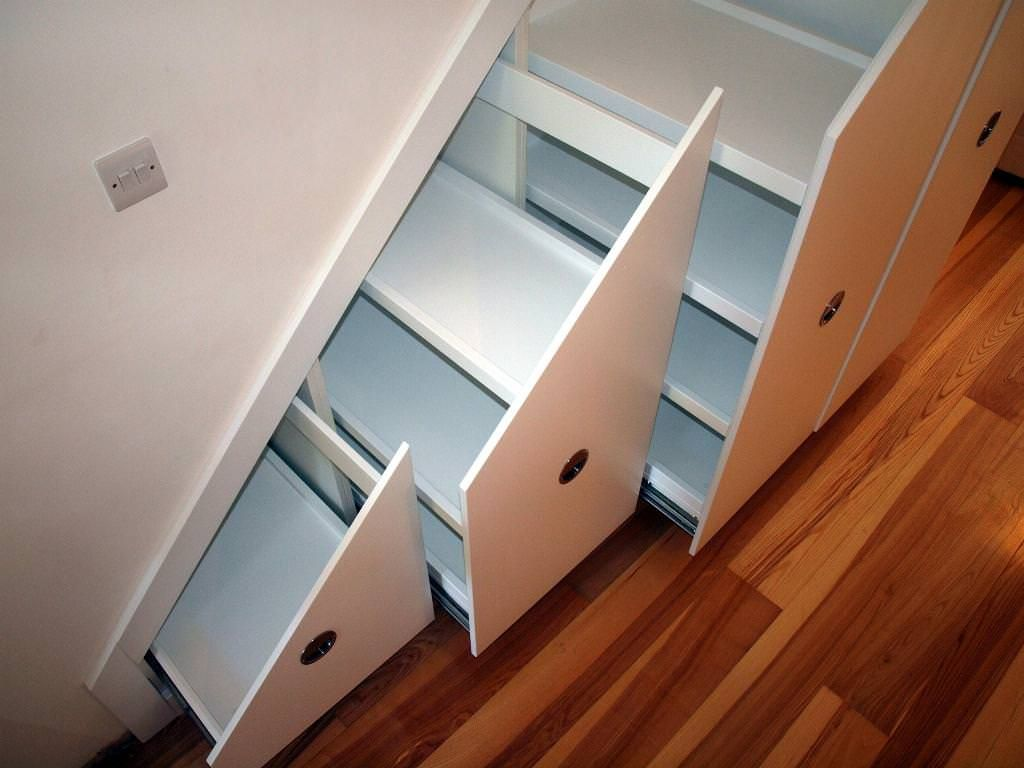 Install Staircase Drawers With Images Staircase Storage Understairs Storage Stair Storage