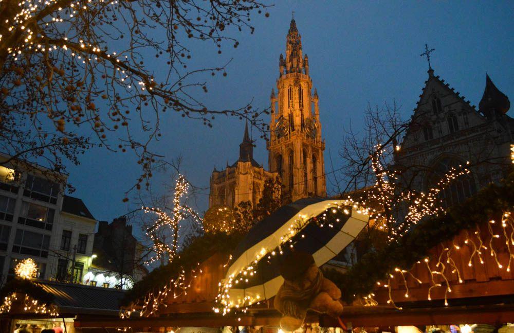 Beleef de winter in Antwerpen