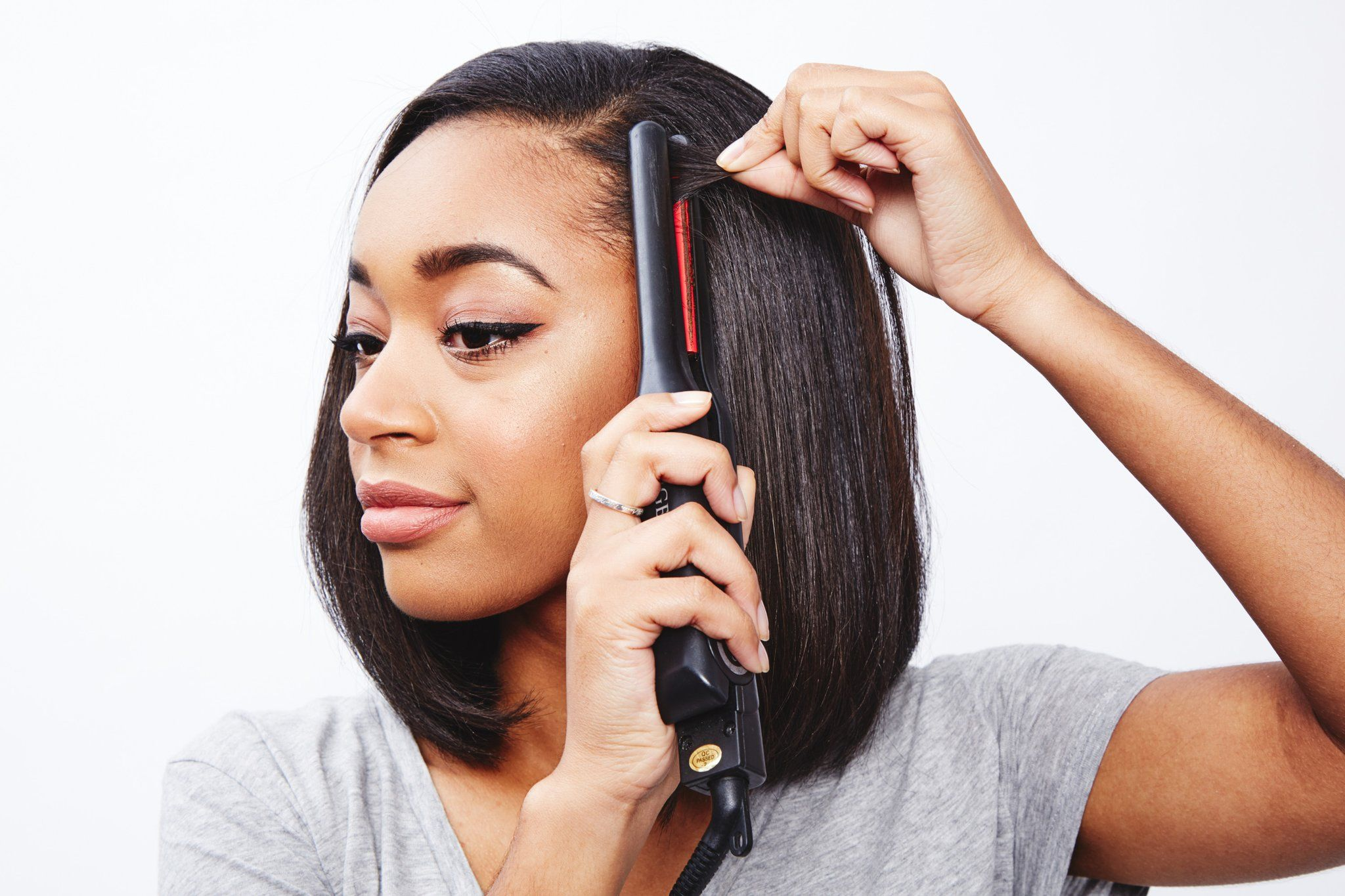 10 Major Mistakes You re Making When You Try to Straighten Curls