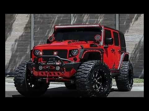 Youtube Dengan Gambar Jeep Wrangler Unlimited Modifikasi Mobil Mobil