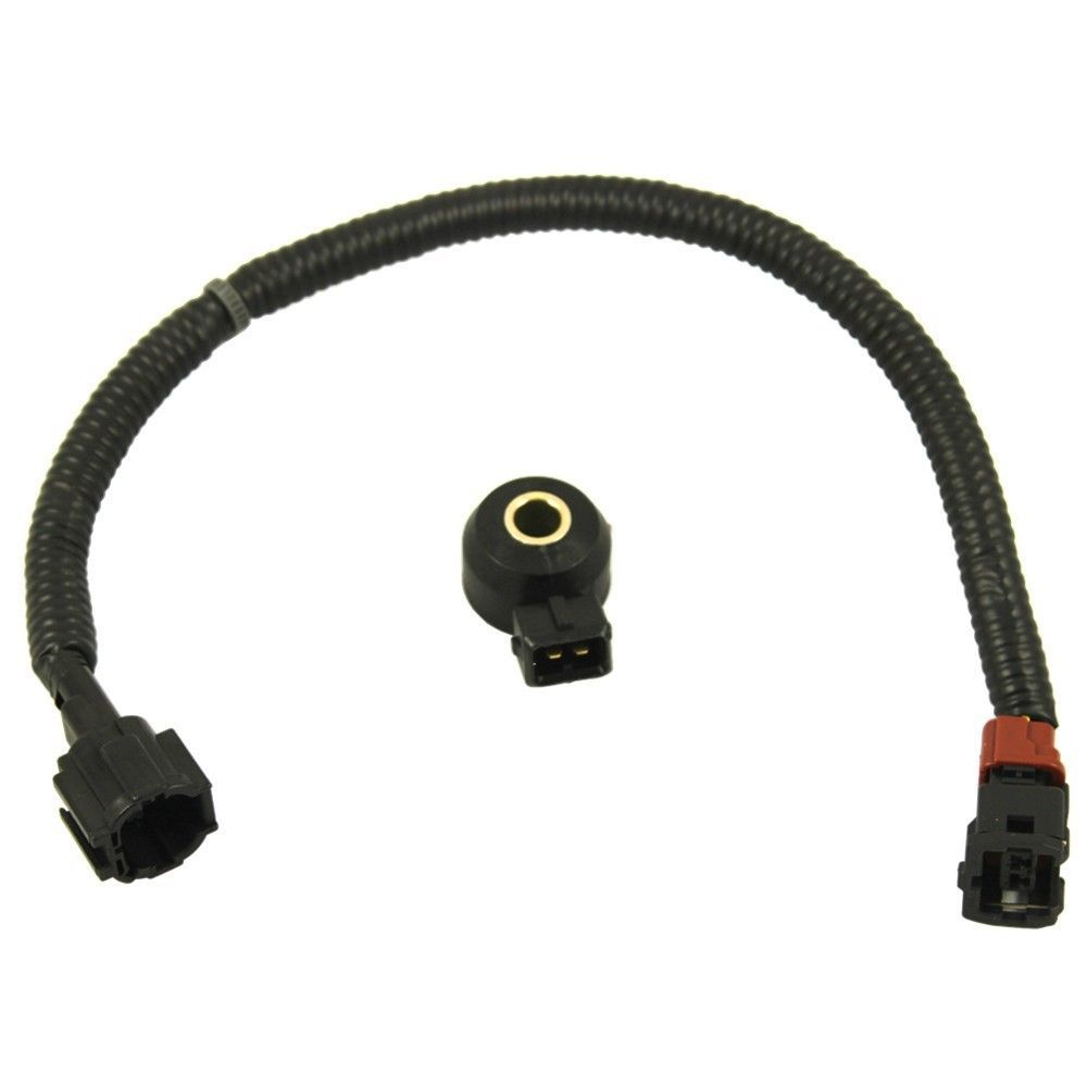 Cool Great New Knock Sensor With 14 Wiring Harness For Nissan Infiniti M37 Wire 22060 30p00
