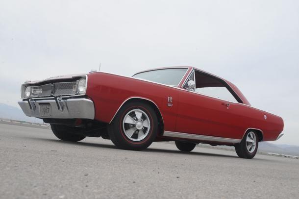 1967 Dodge Dart Slant Six Gts Hardtop Convertible Dodge