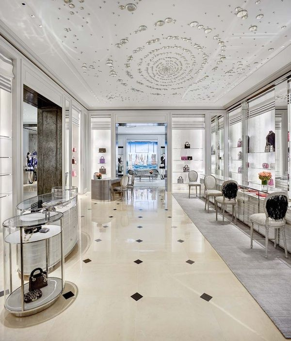 Christian Dior Boutique Beverly Hills Commercial Retail Pinterest Dior Boutique Beverly