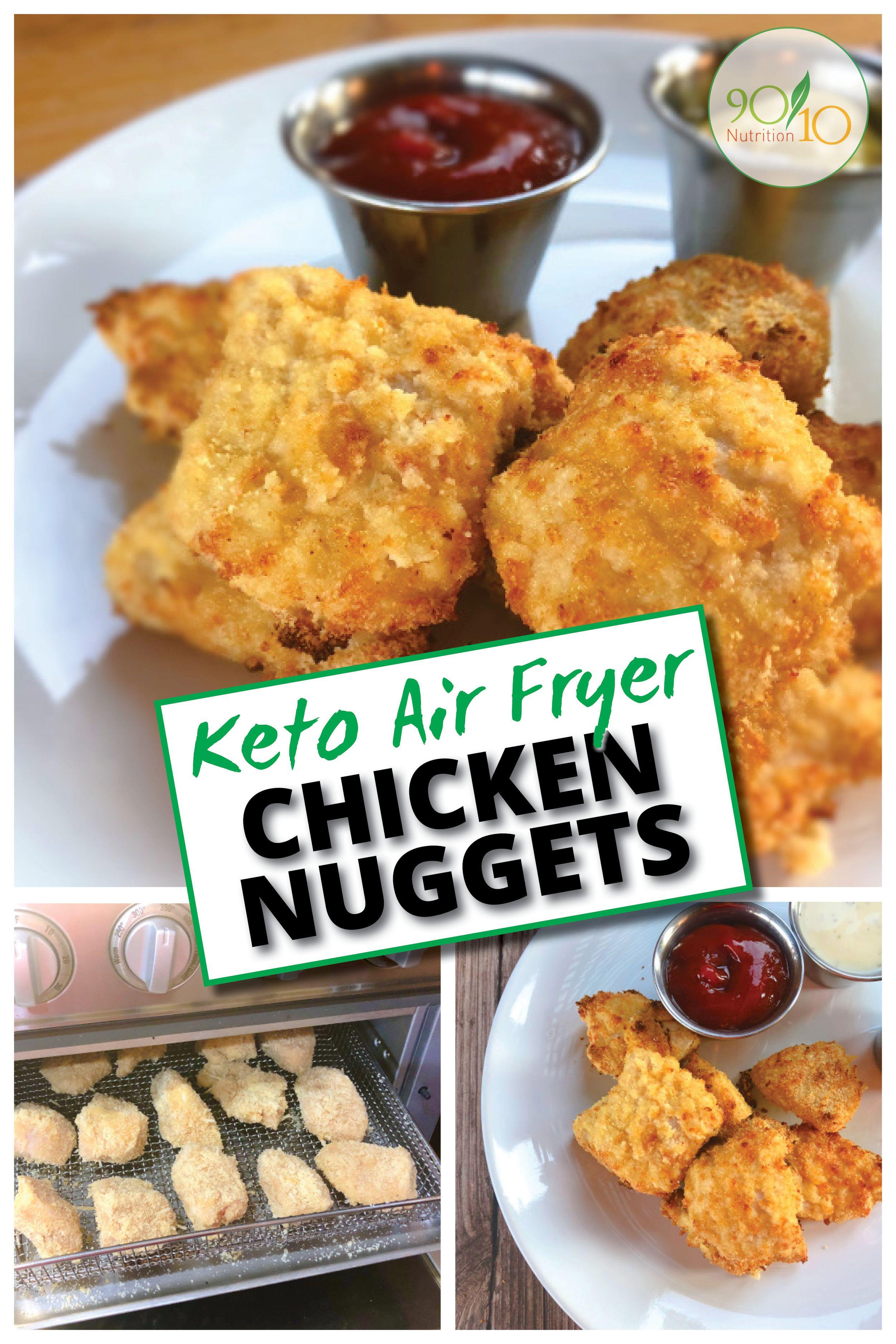 Air fryer chicken nuggets recipe air fryer chicken