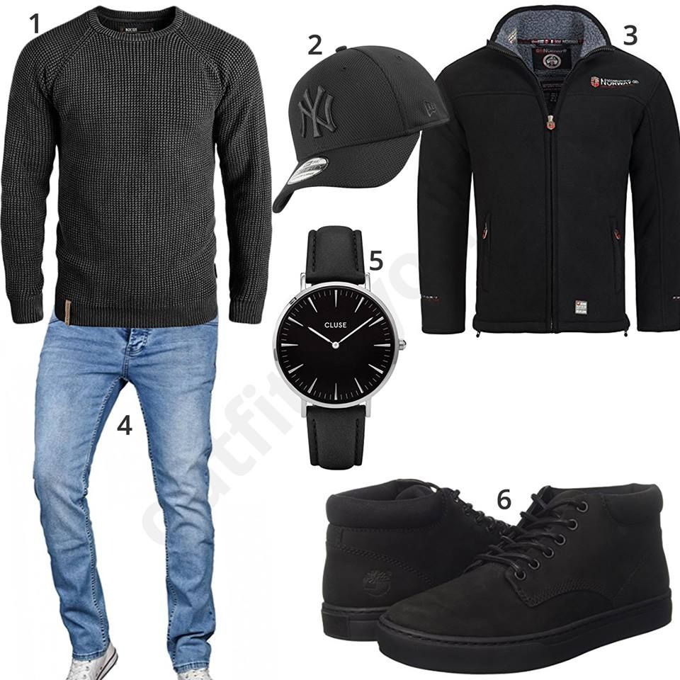 m nner outfit mit timberland boots und new era cap helle. Black Bedroom Furniture Sets. Home Design Ideas