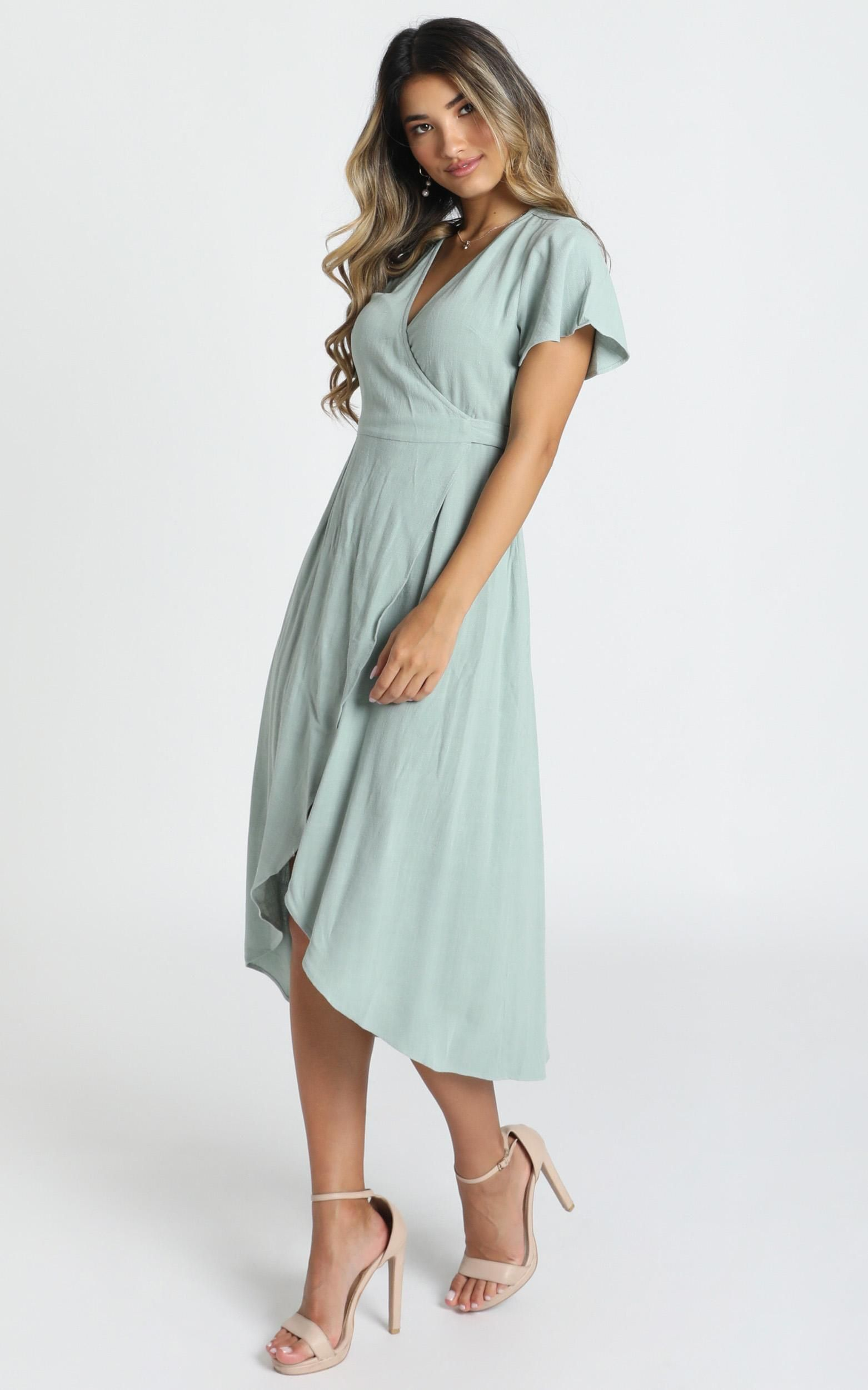 World Of Dream Dress In Sage -   17 sage green bridesmaid dresses modest ideas
