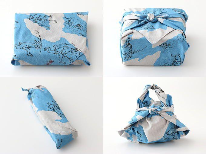 Furoshiki Wrap Shoes