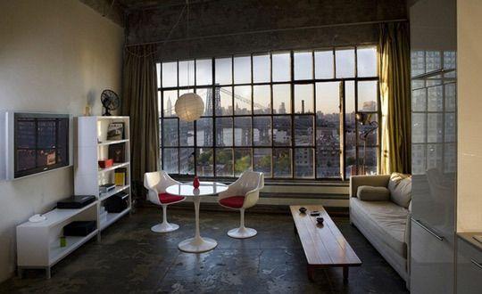 Fresh Apartment therapy Loft