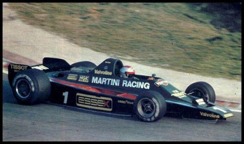 Lotus 1979  Mario Andretti