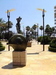 Escultura Salvador Dalí Marbella